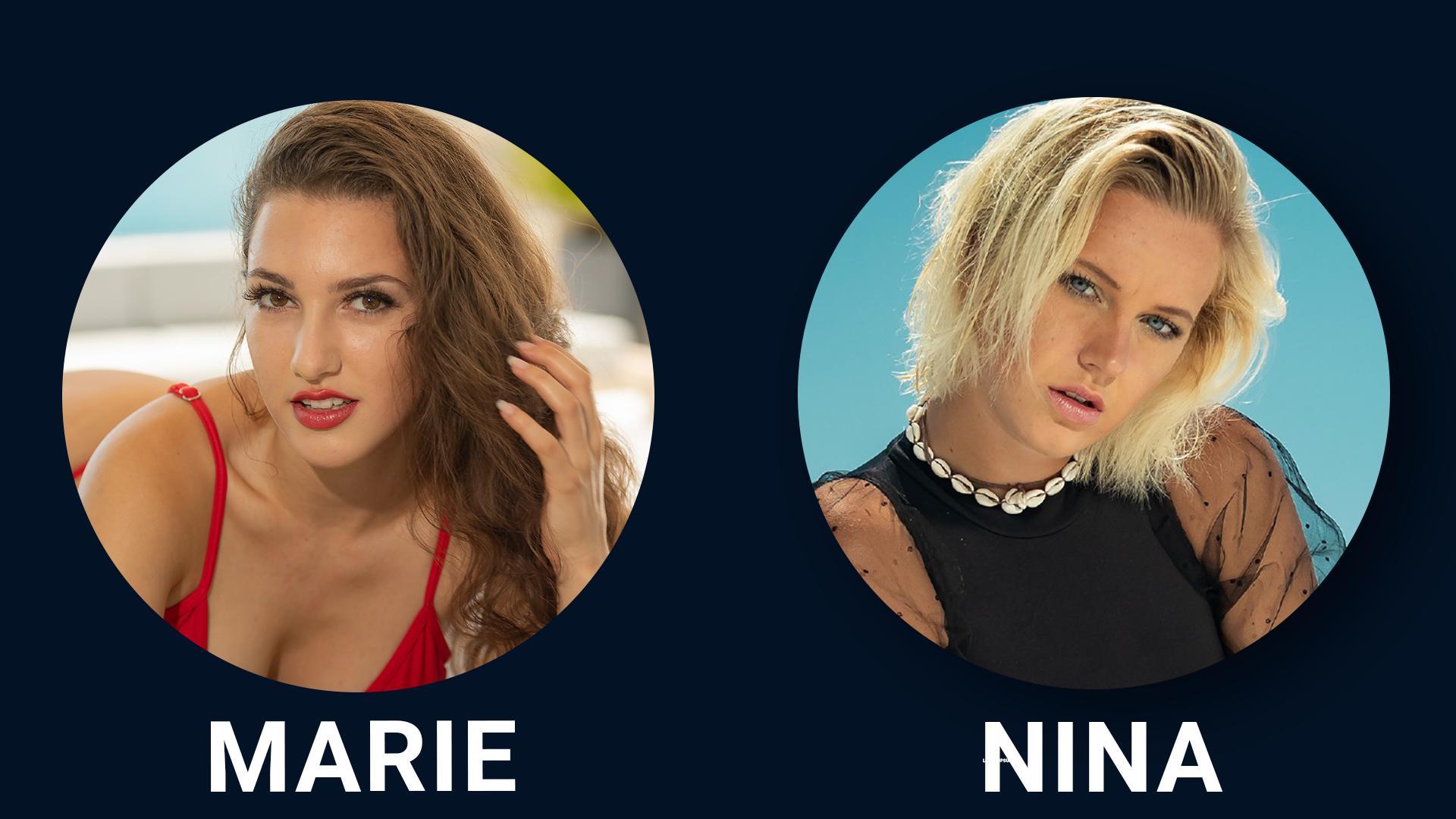 Marie + Nina