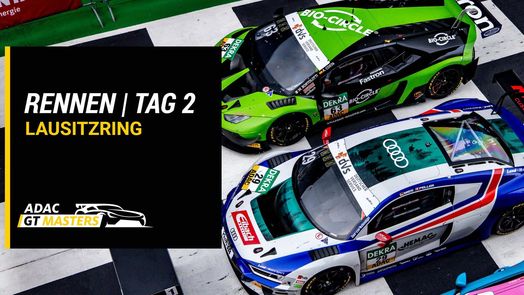 Lausitzring - Rennen 2