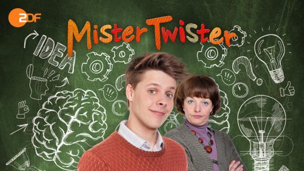 Mister Twister - Die Serie, ab dem 01. August