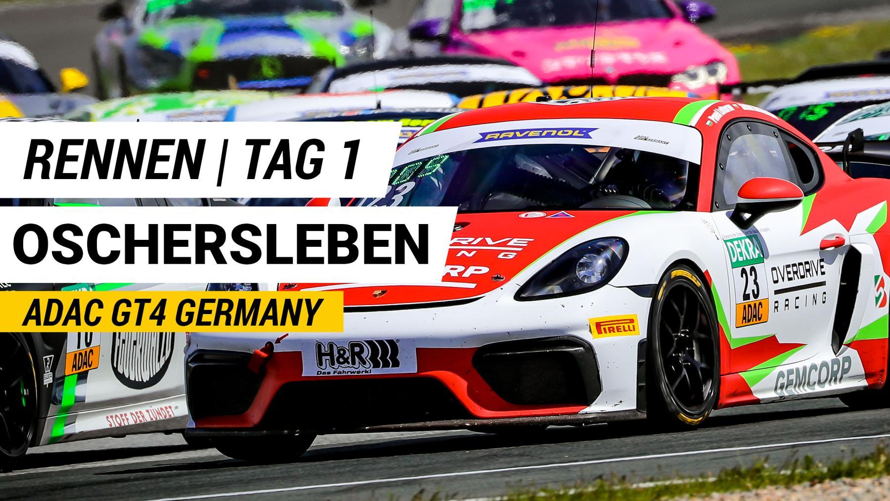 Oschersleben - Rennen 1