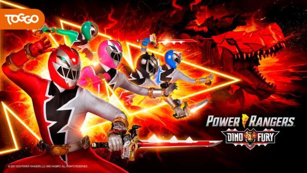 Power Rangers – Dino Fury - ab dem 13. September