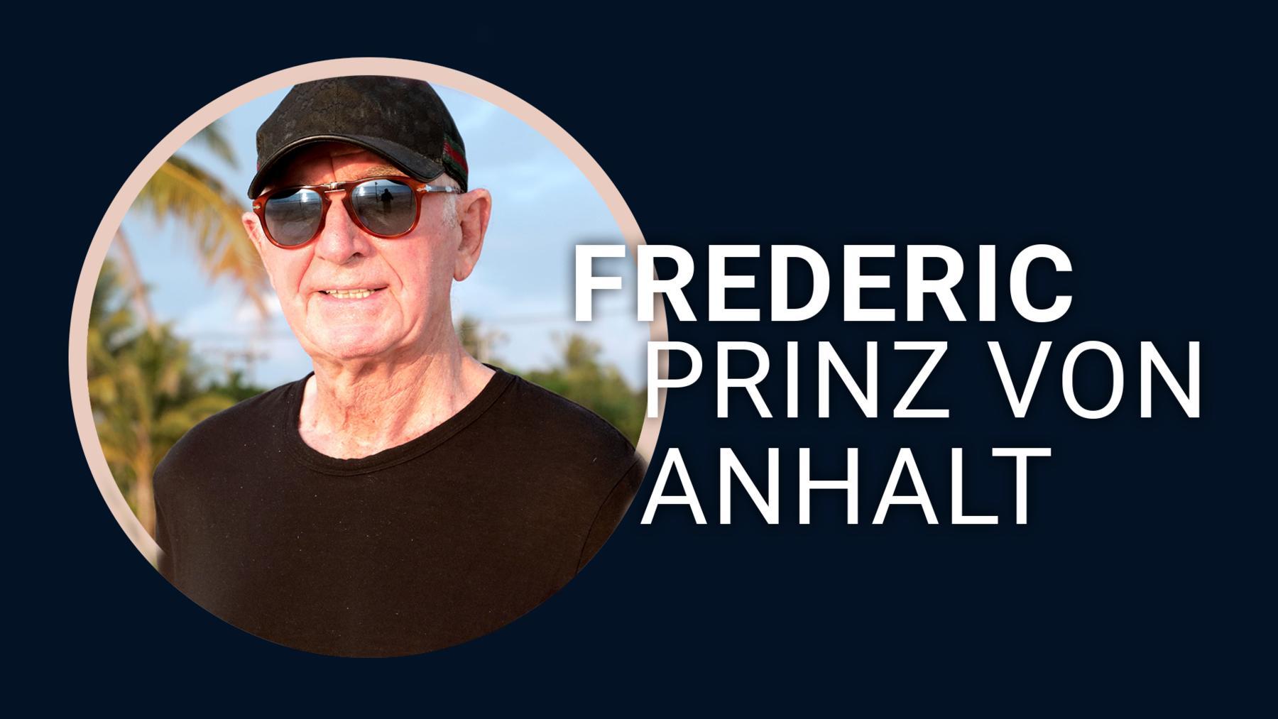 Frederic Prinz von Anhalt