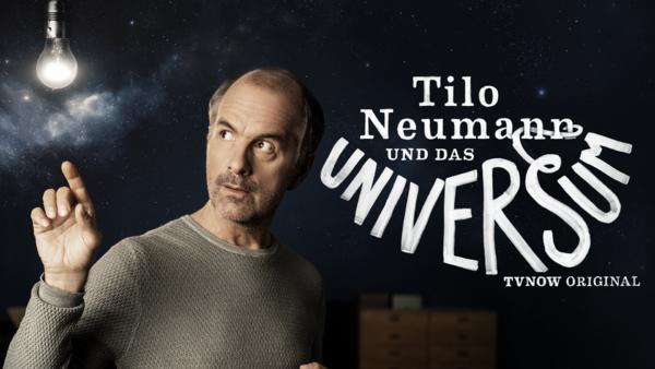 Tilo Neumann und das Universum - ab 22. April