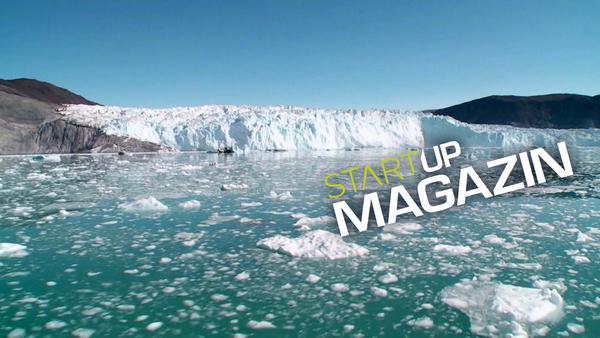 Start Up Magazin - Klima und Nachhaltigkeit