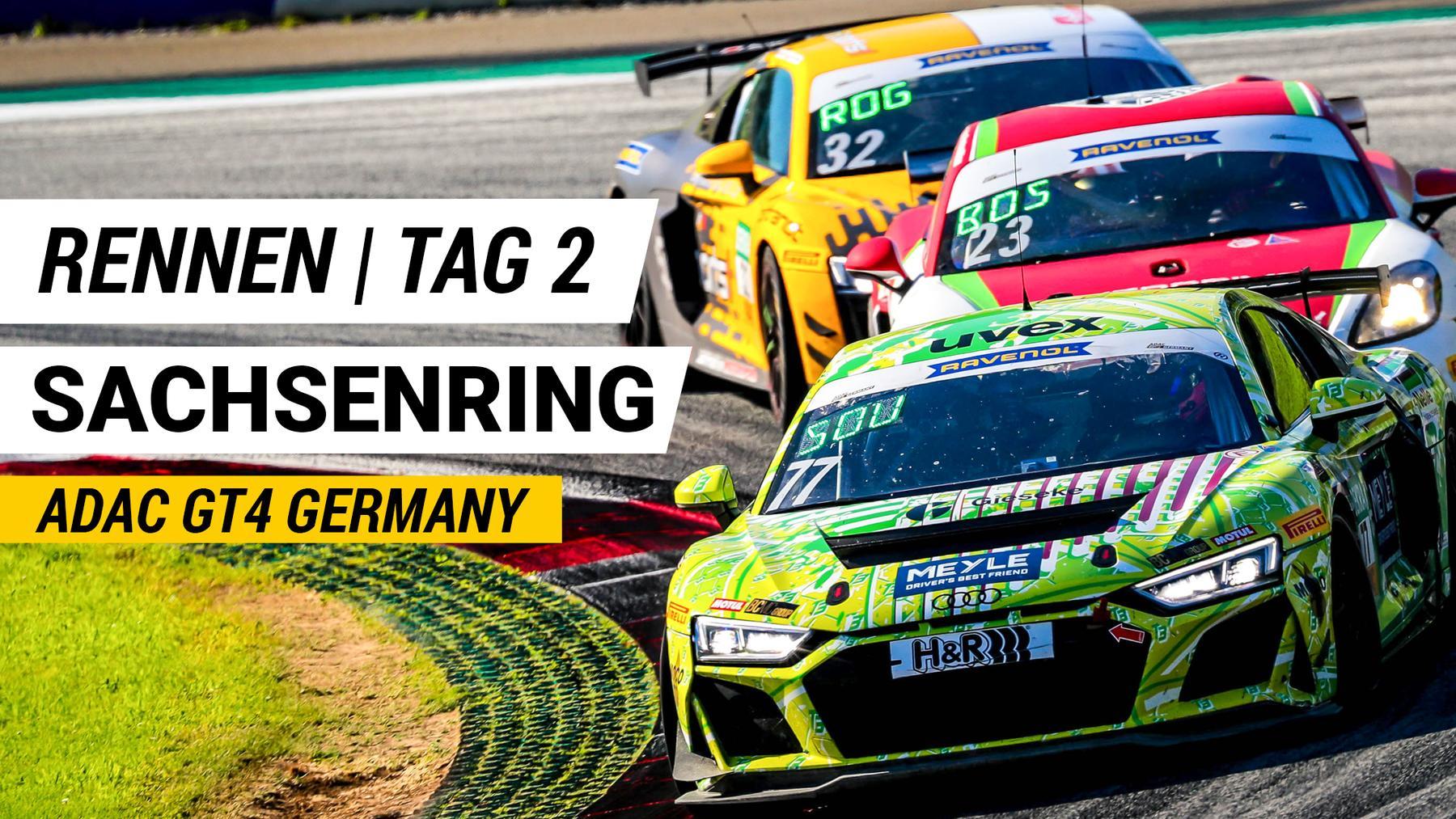 Sachsenring - Rennen 2