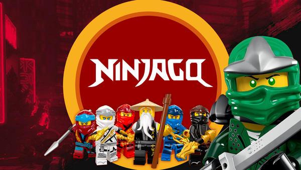 Die ganze Welt der Ninjago