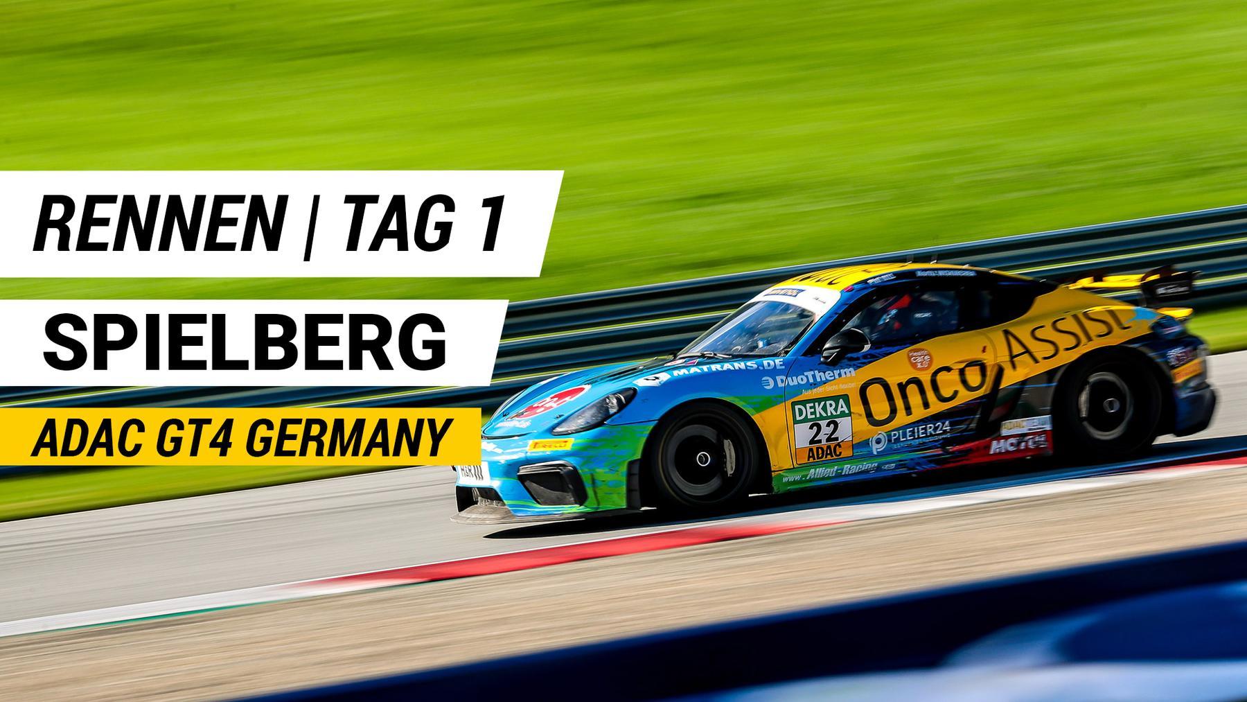 Spielberg - Rennen 1