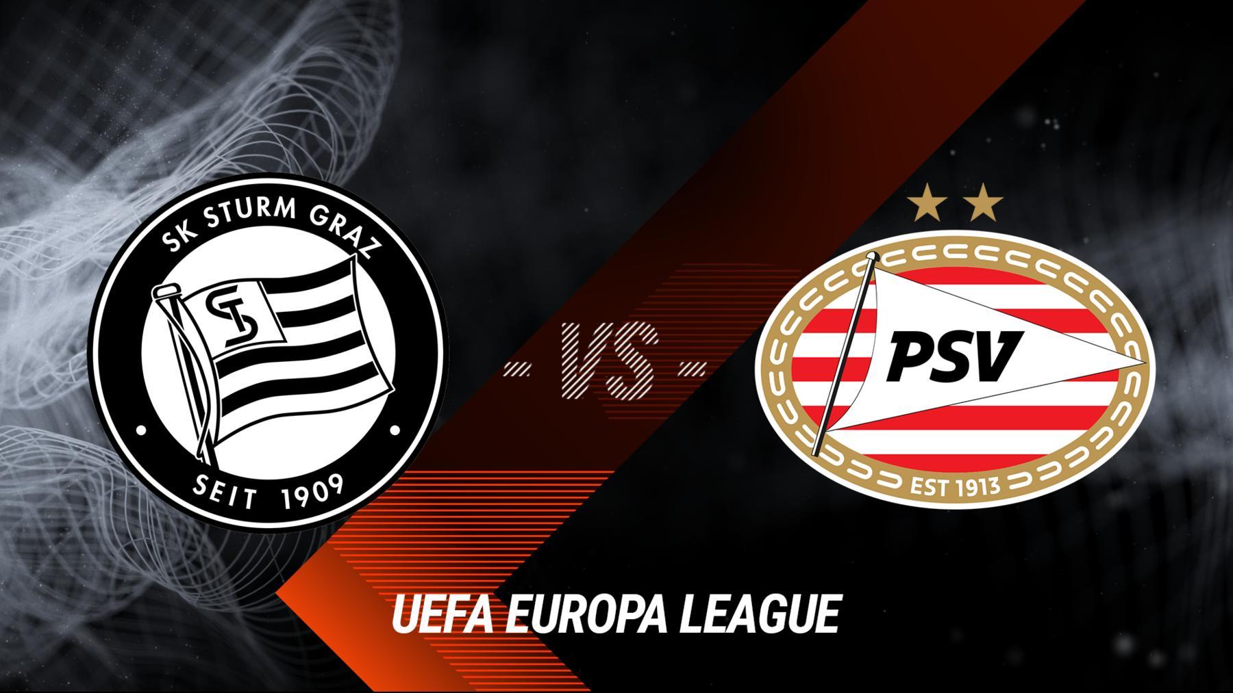 Sturm Graz - PSV Eindhoven