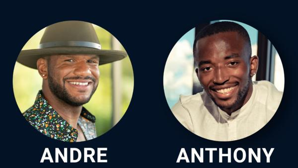 Andre + Anthony