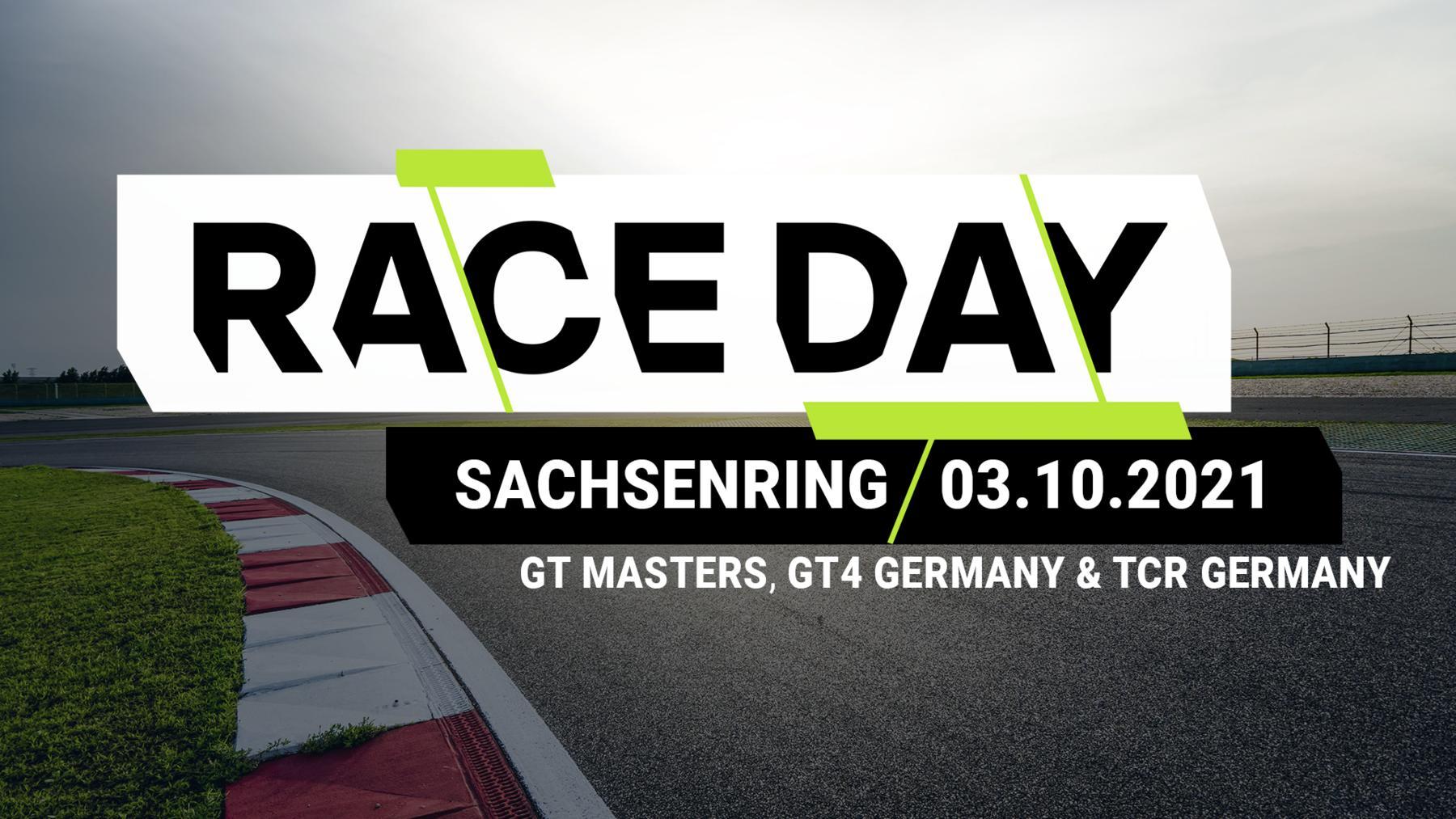 Raceday - Sachsenring