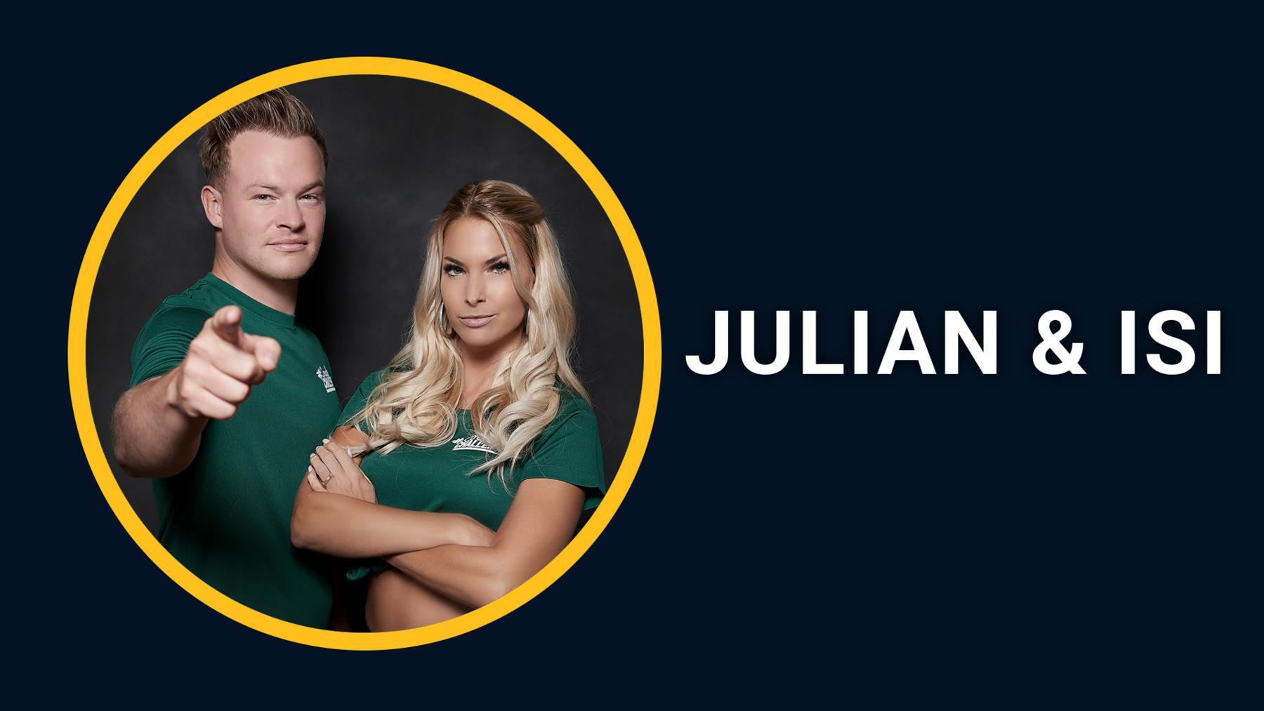 Julian & Isi