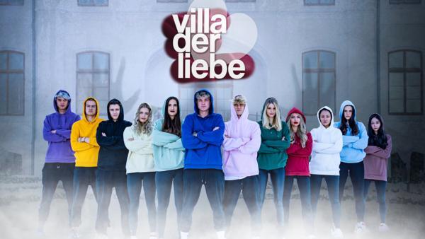 Villa der Liebe - Among Us in Real Life - ab 18. März