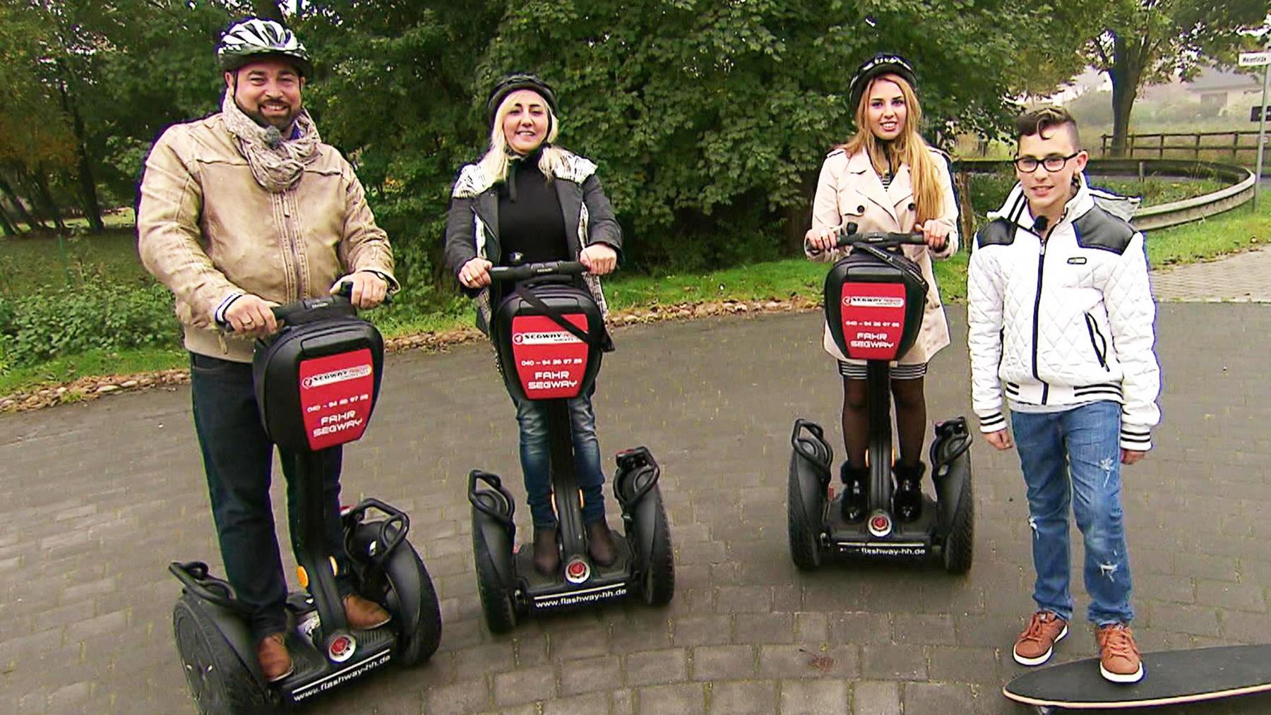 Gruppe Hamburg: Familie Bauer