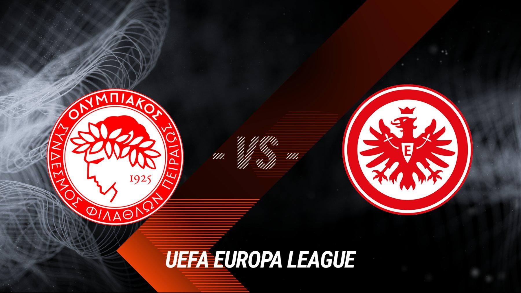 Olympiakos Piräus vs. Eintracht Frankfurt