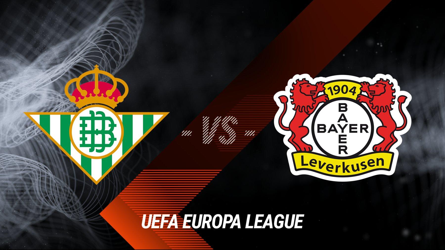 Betis Sevilla vs. Bayer 04 Leverkusen (Anstoß: 18:45 Uhr)