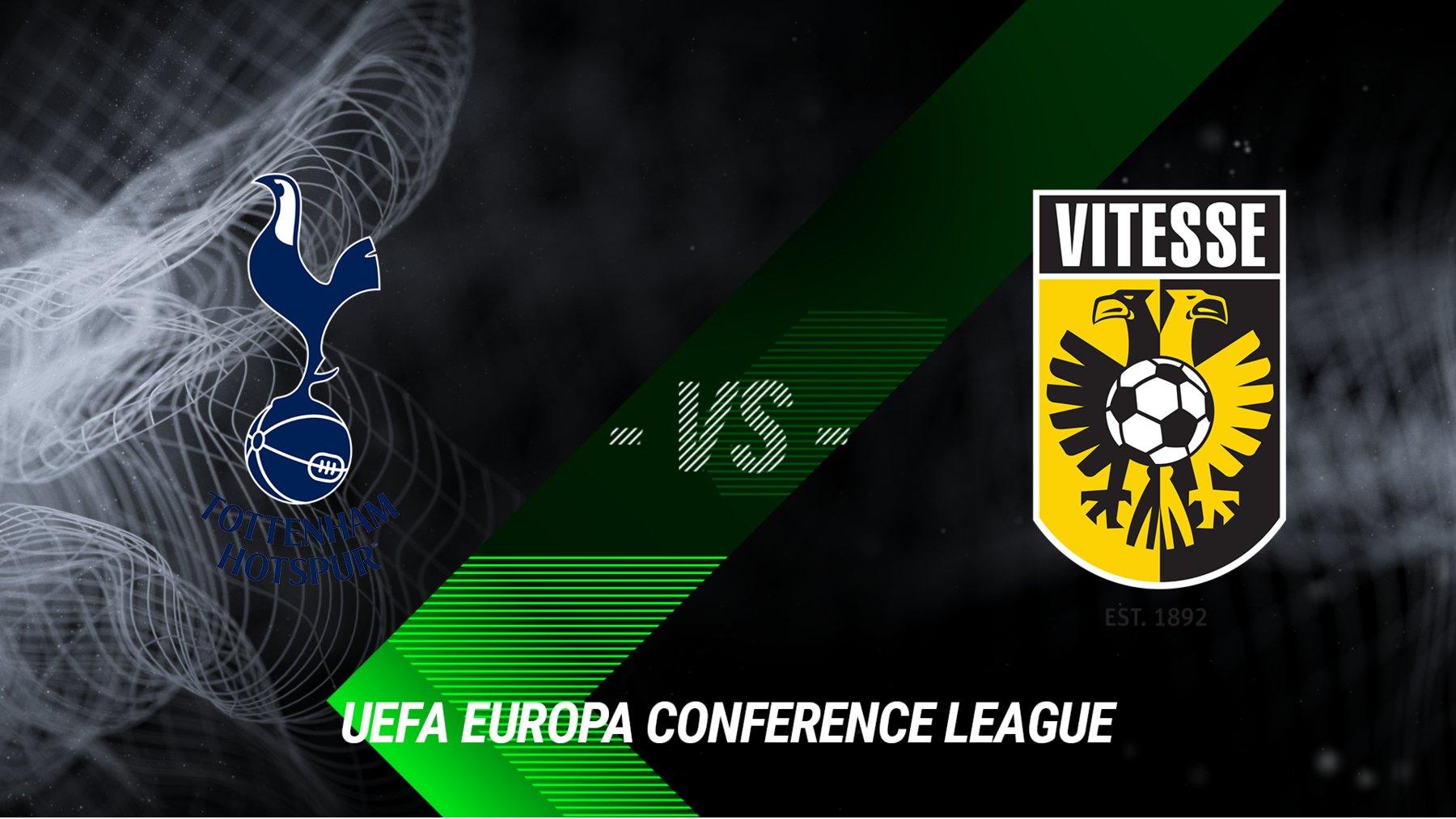 Tottenham Hotspur vs. Vitesse Arnhem