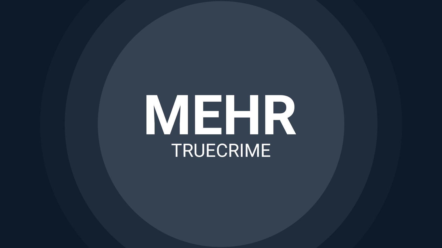 Mehr True Crime Sendungen