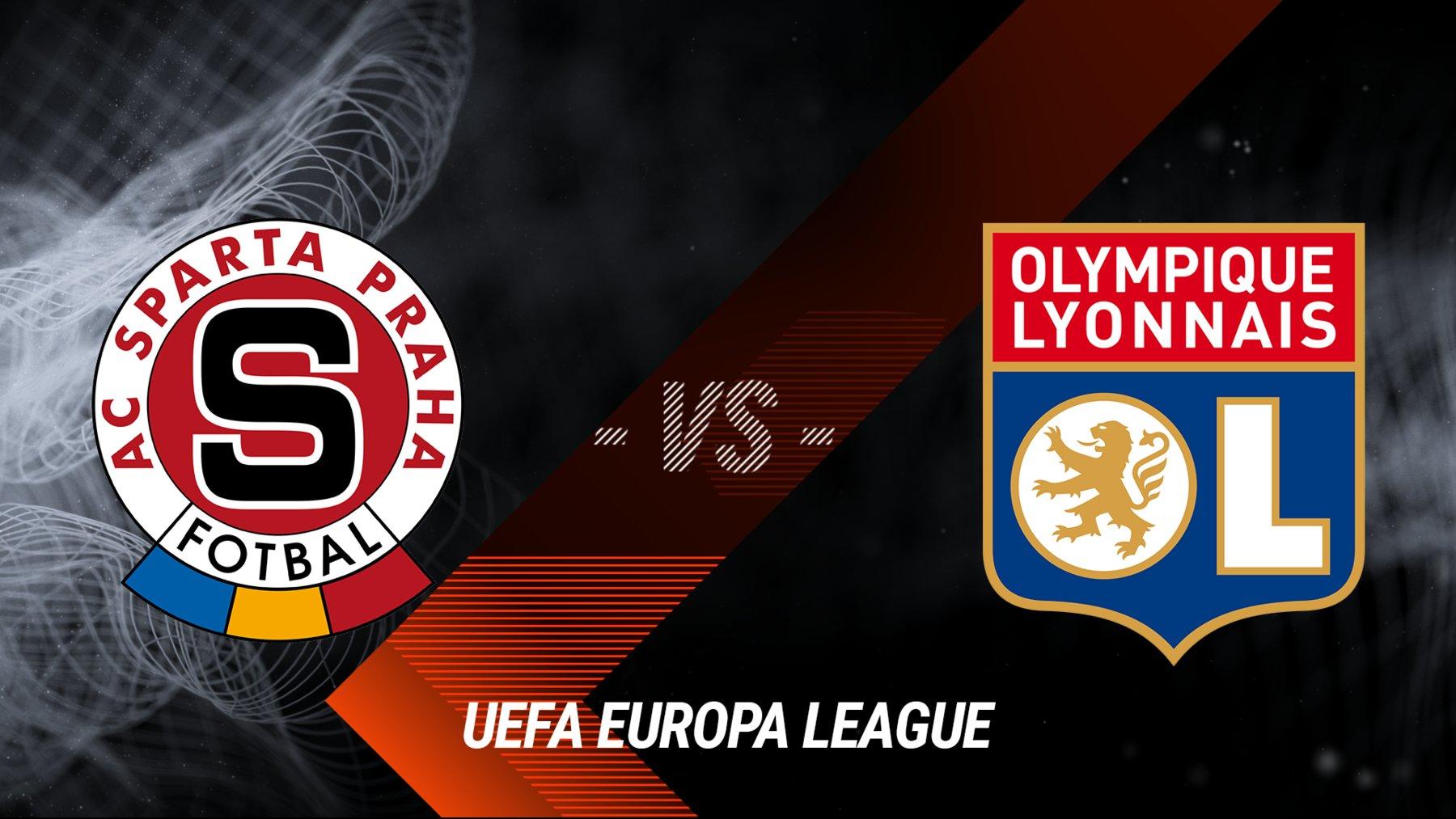Sparta Prag vs. Olympique Lyon