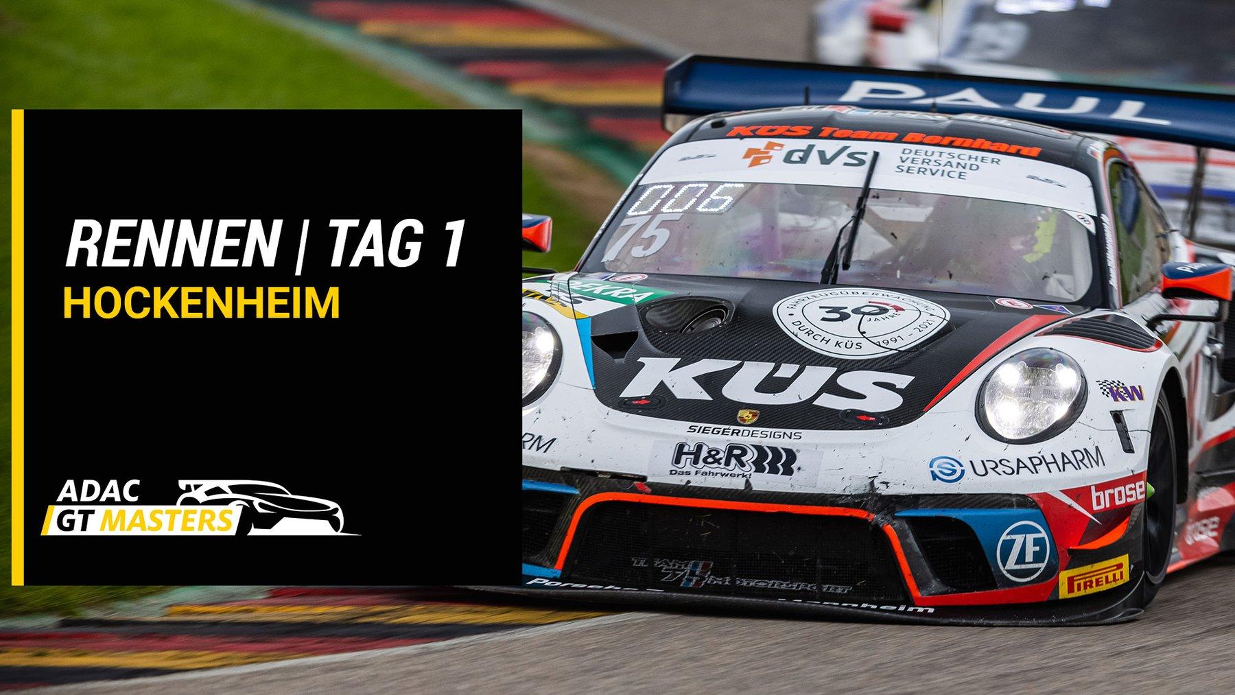 GT Masters - Rennen 1