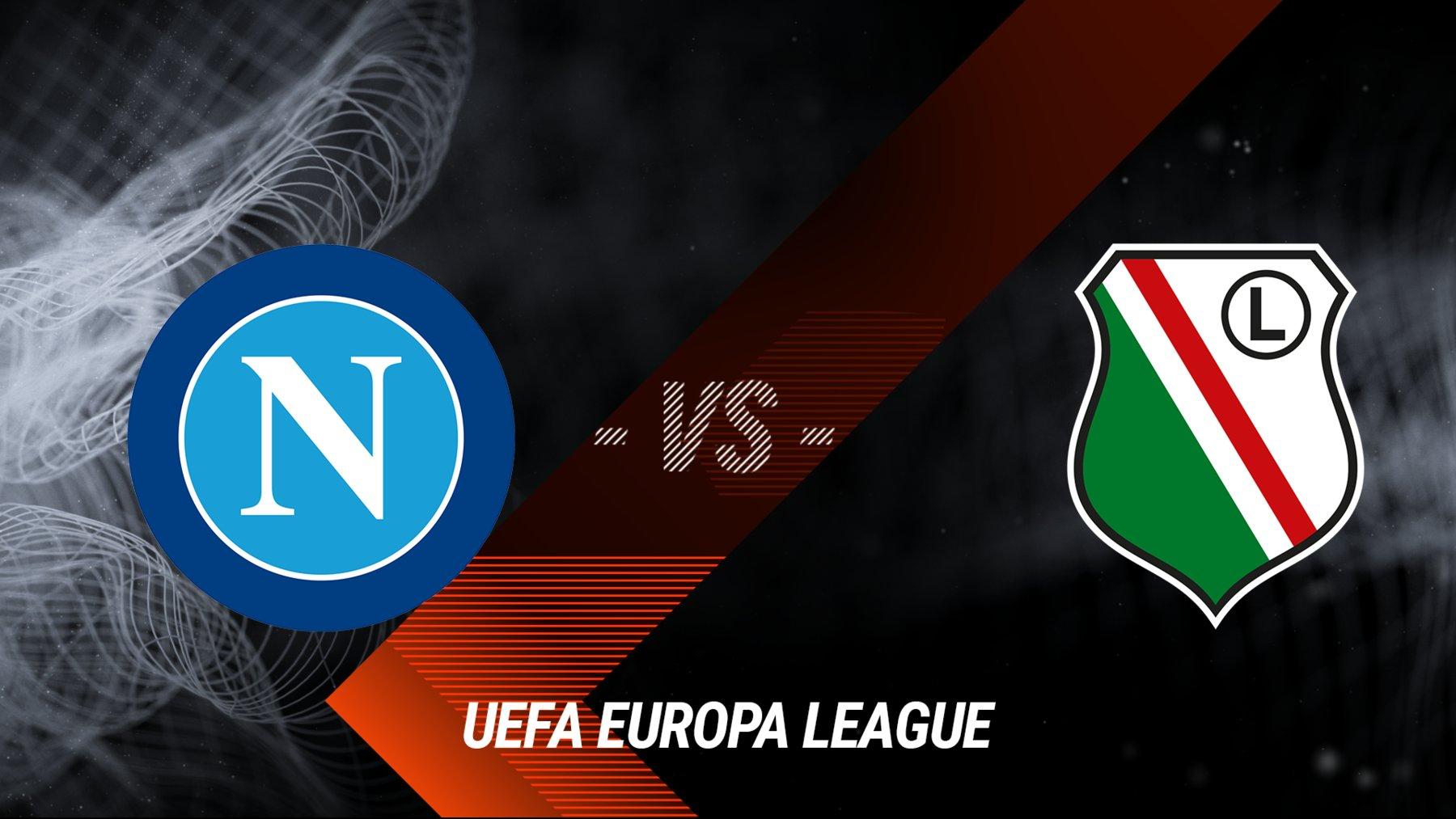 SSC Neapel vs. Legia Warschau (Anstoß: 21 Uhr)