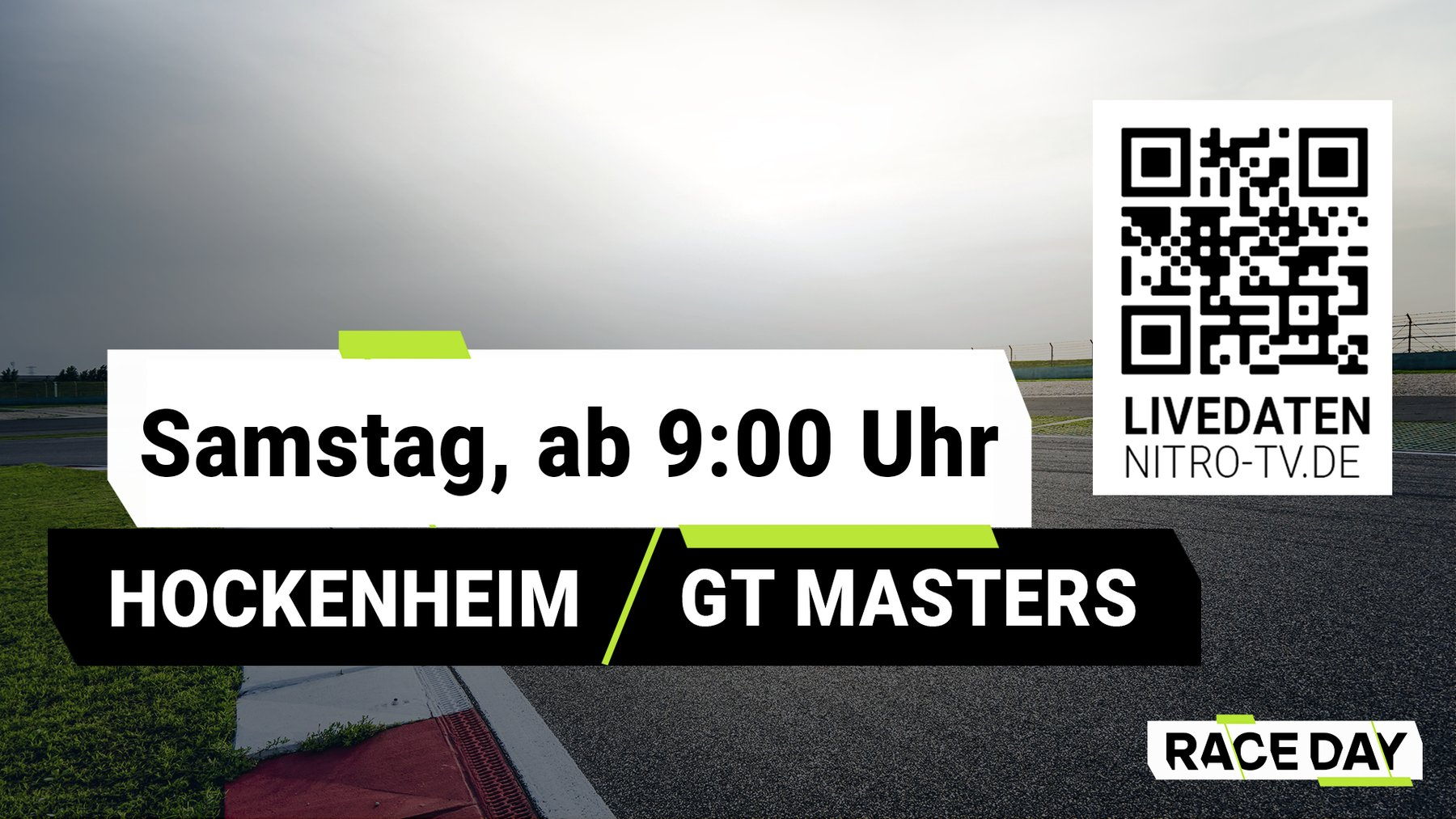Hockenheim - GT Masters - Samstag