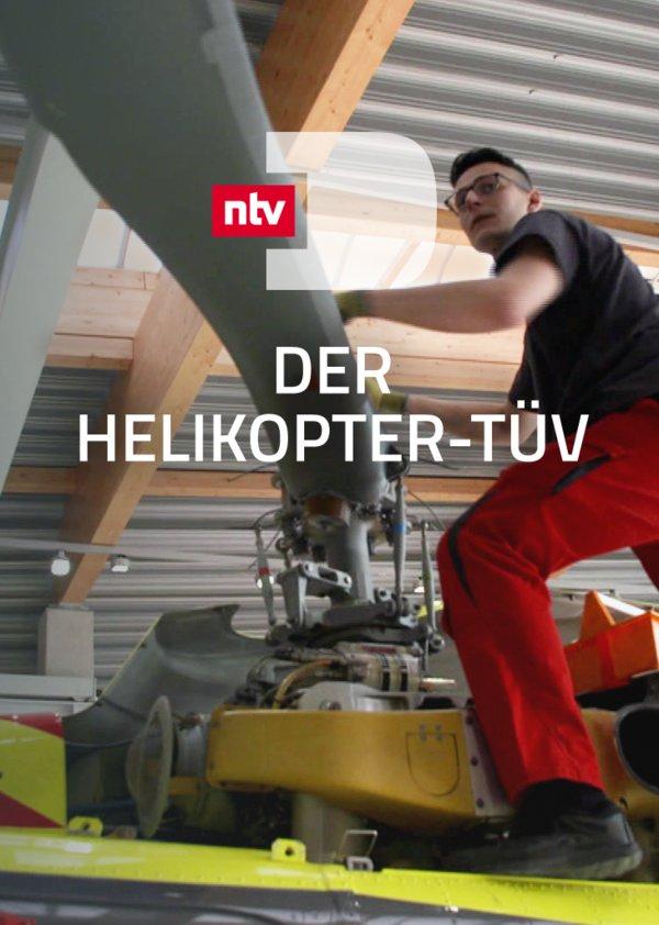 Der Helikopter-TÜV