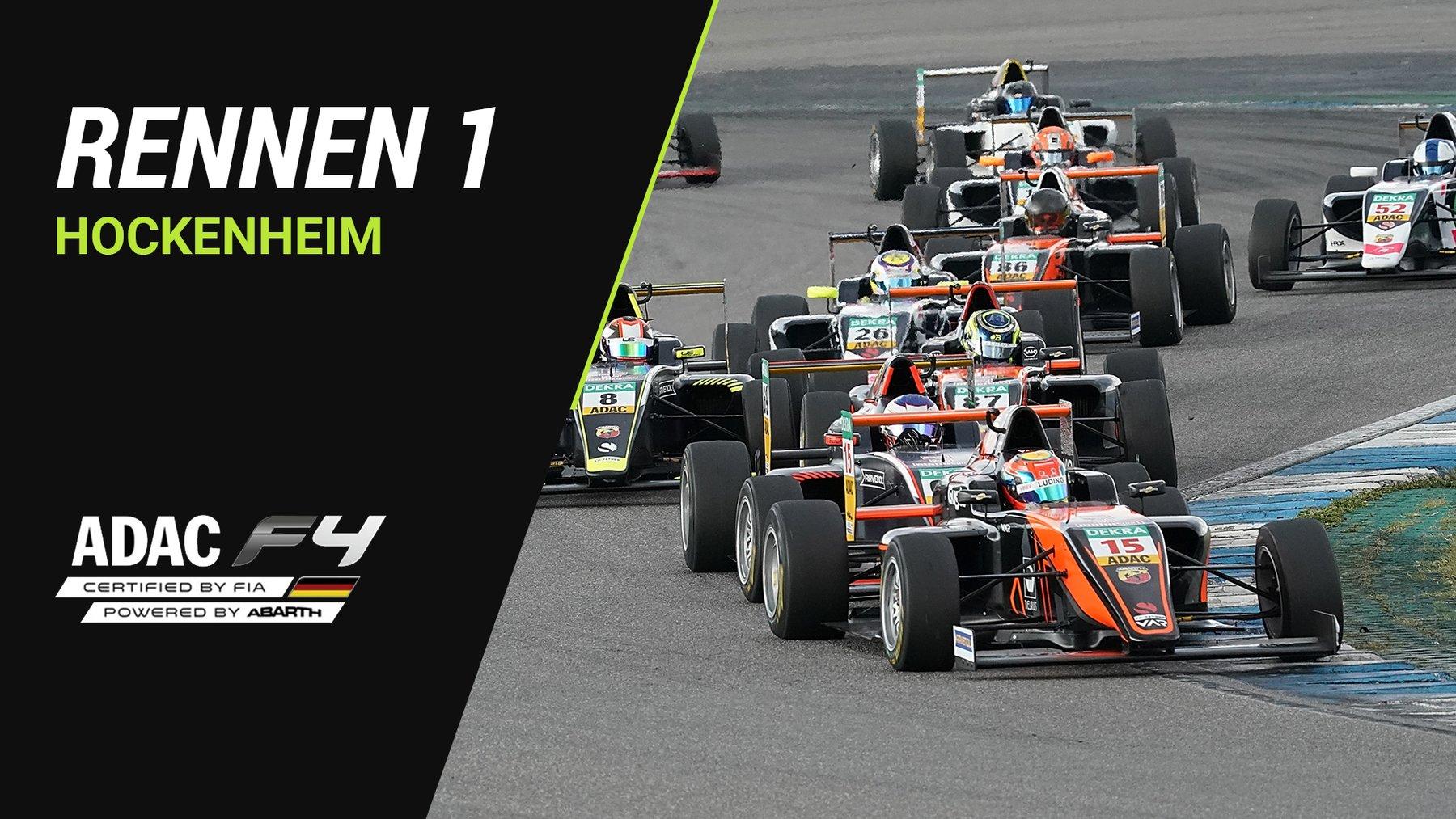 Formel 4 - Rennen 1