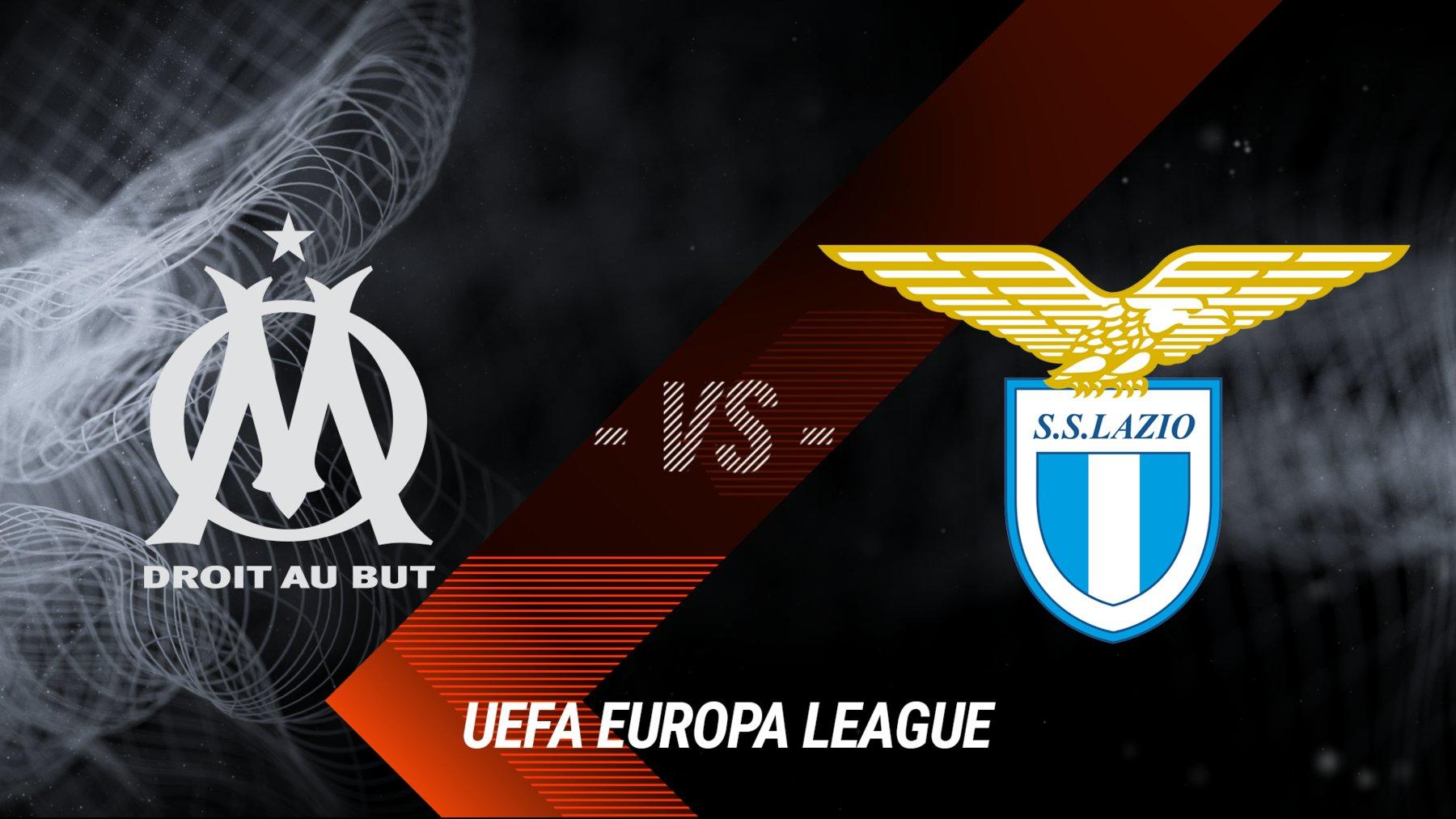Olympique Marseille vs. Lazio Rom
