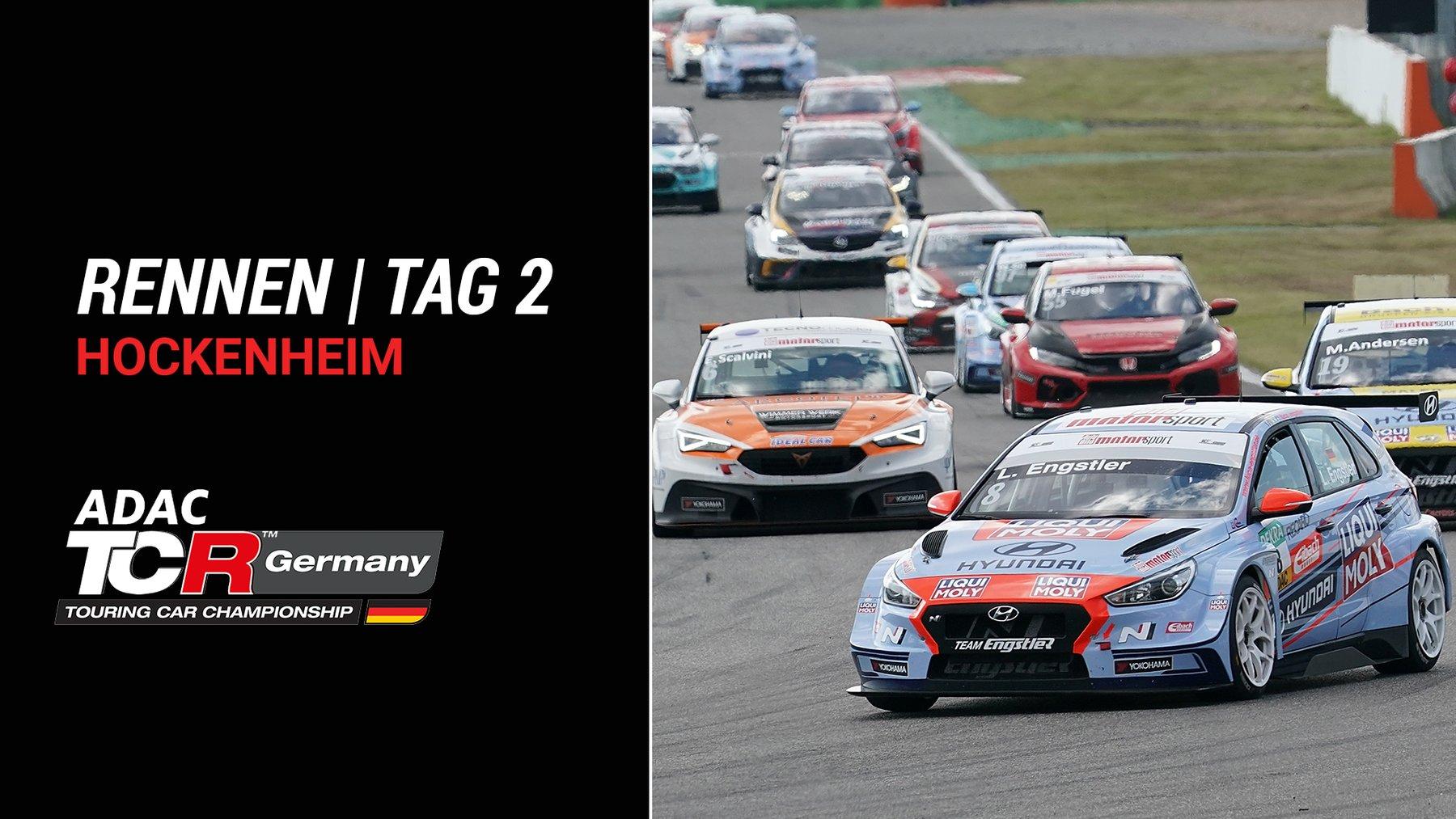 TCR Germany - Rennen 2