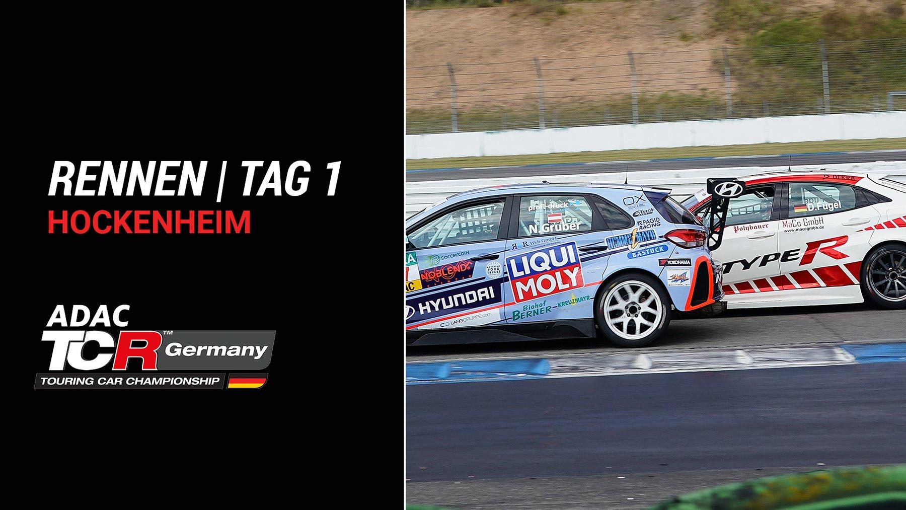 TCR Germany - Rennen 1
