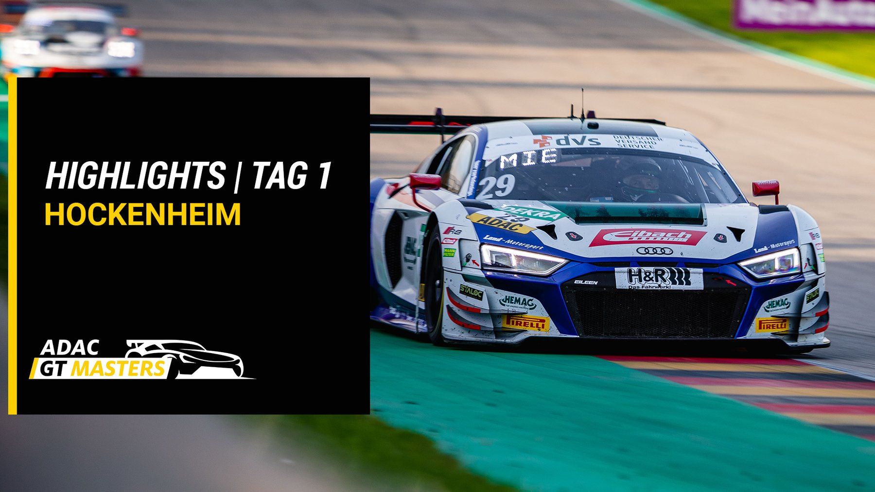 GT Masters Highlights - Tag 1