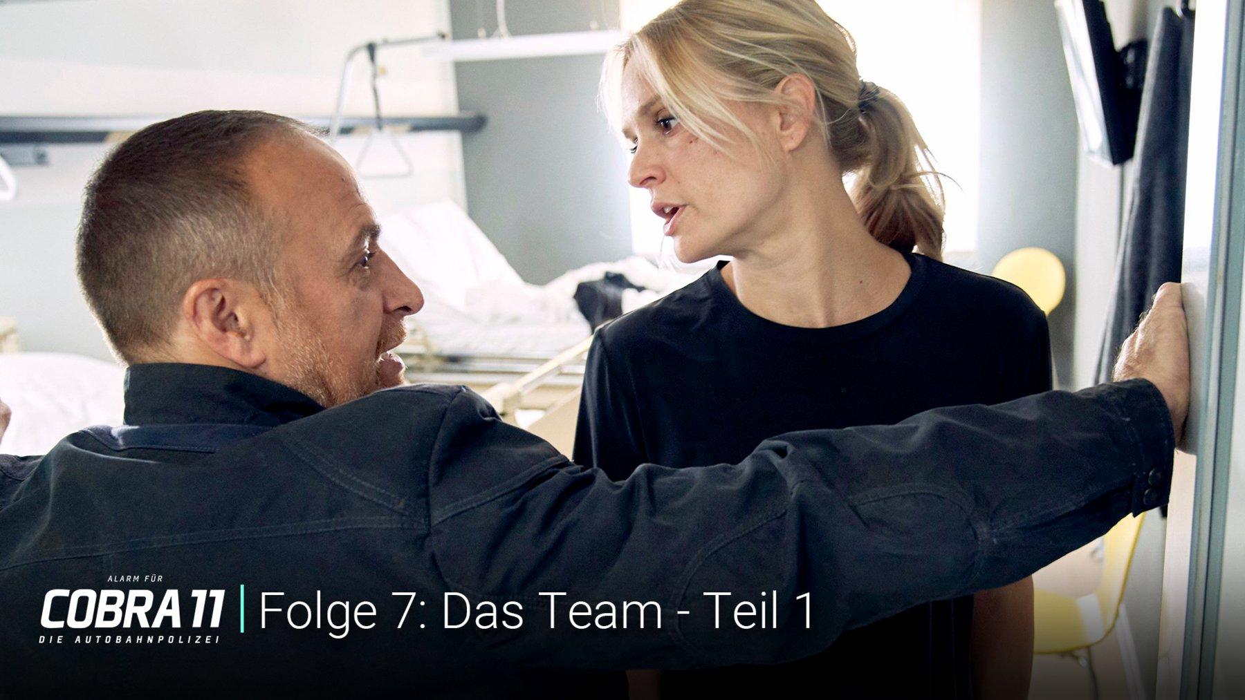 Folge 7 - Das Team 1