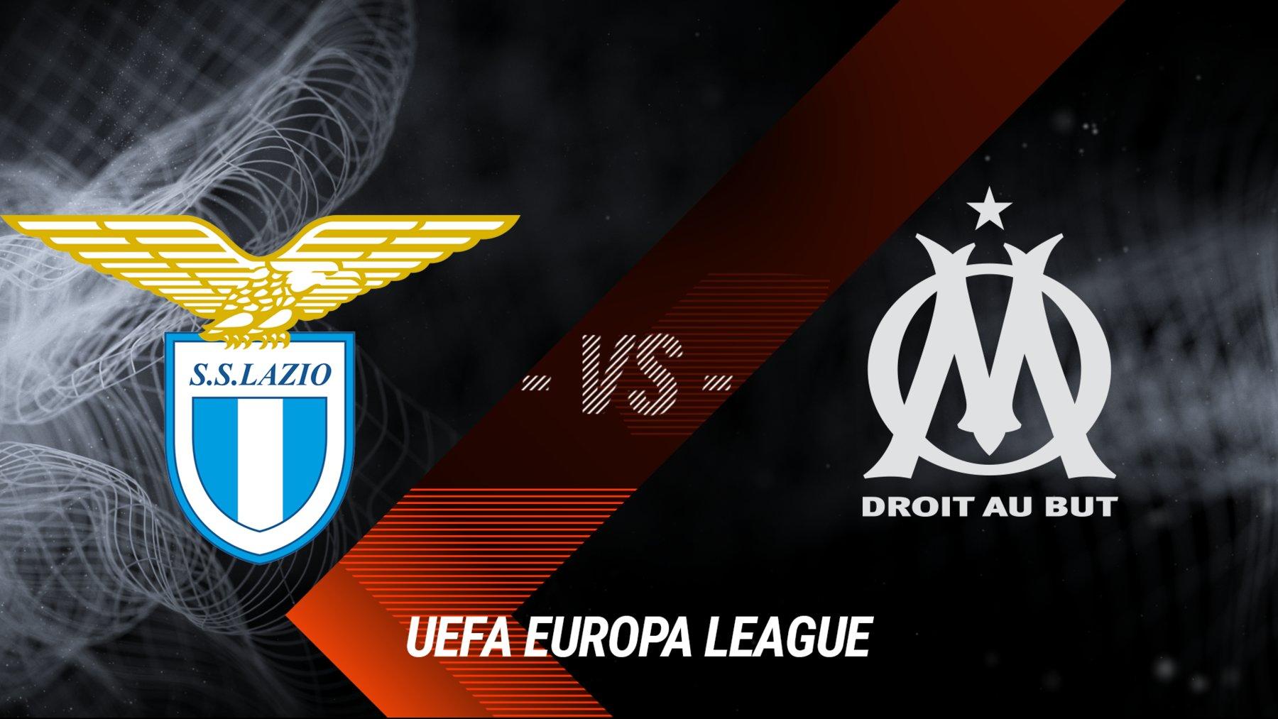 Lazio Rom vs. Olympique Marseille