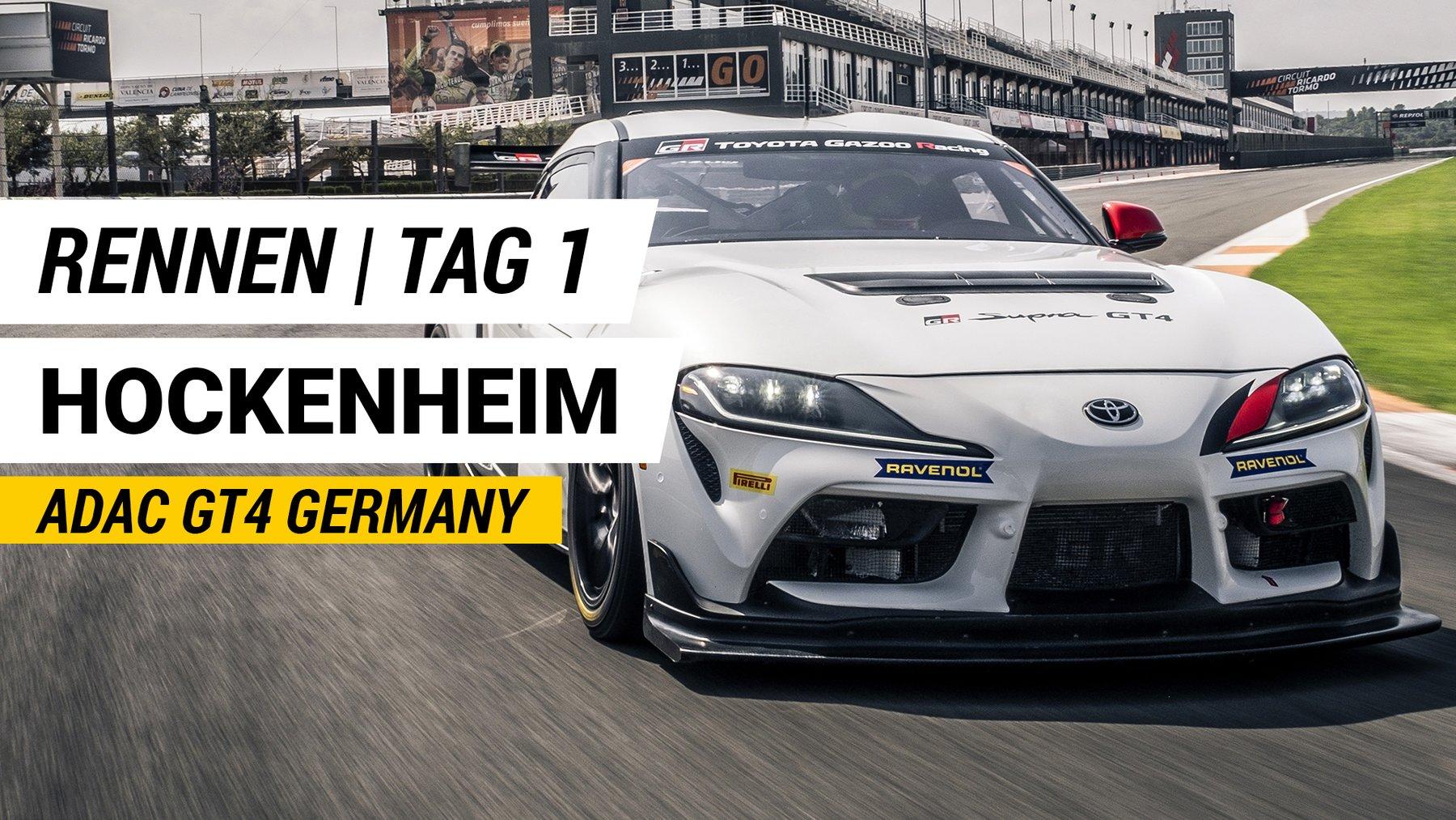 GT4 - Rennen 1