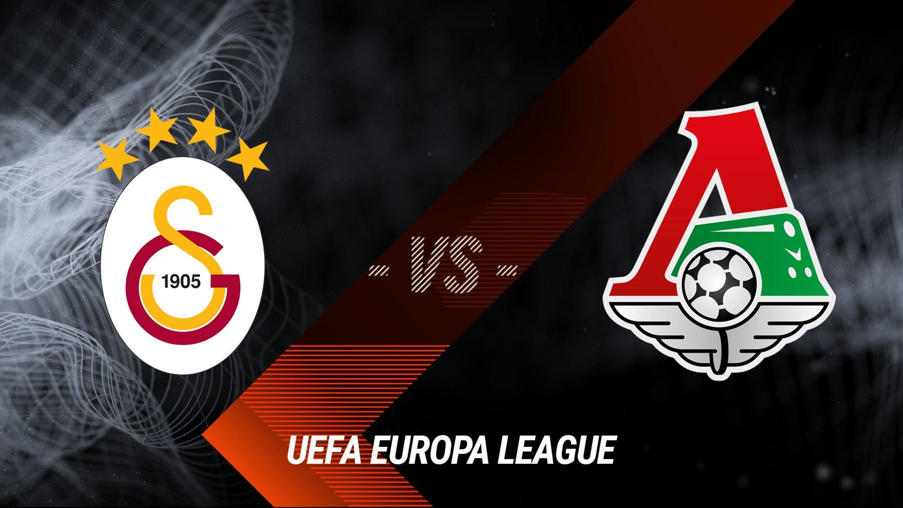 Galatasaray Istanbul vs. Lokomotive Moskau