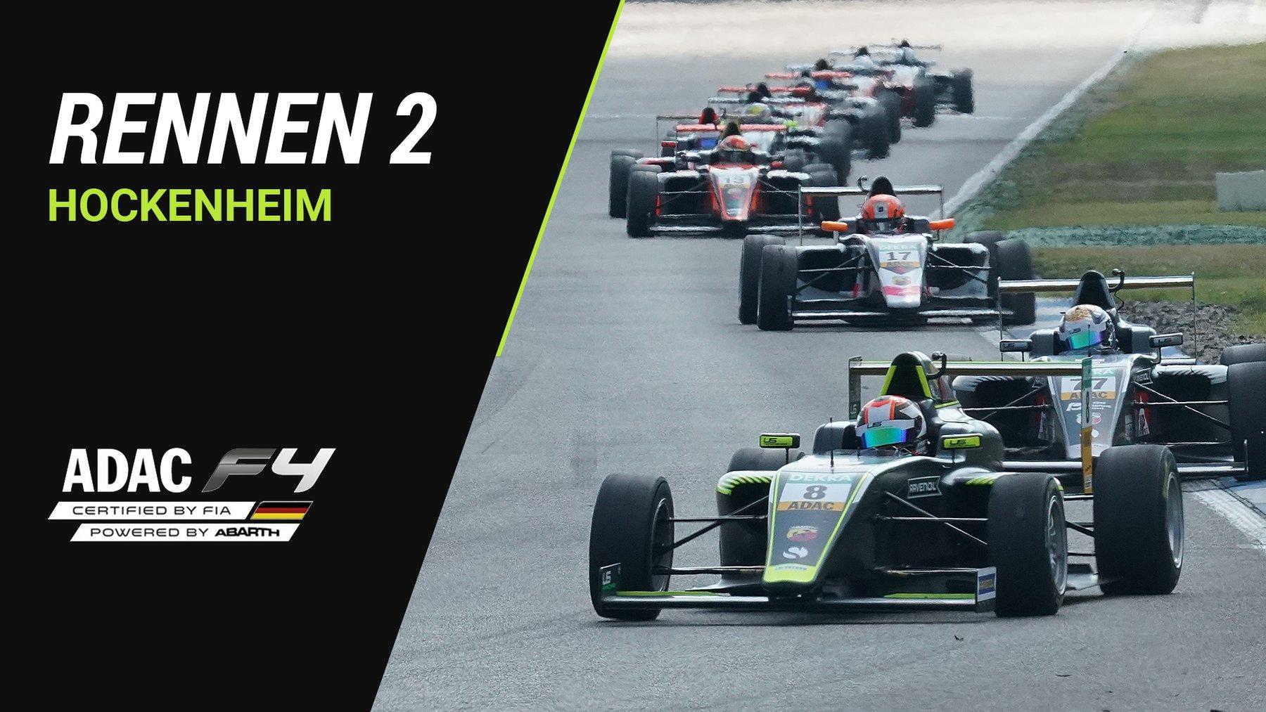 Formel 4 - Rennen 2
