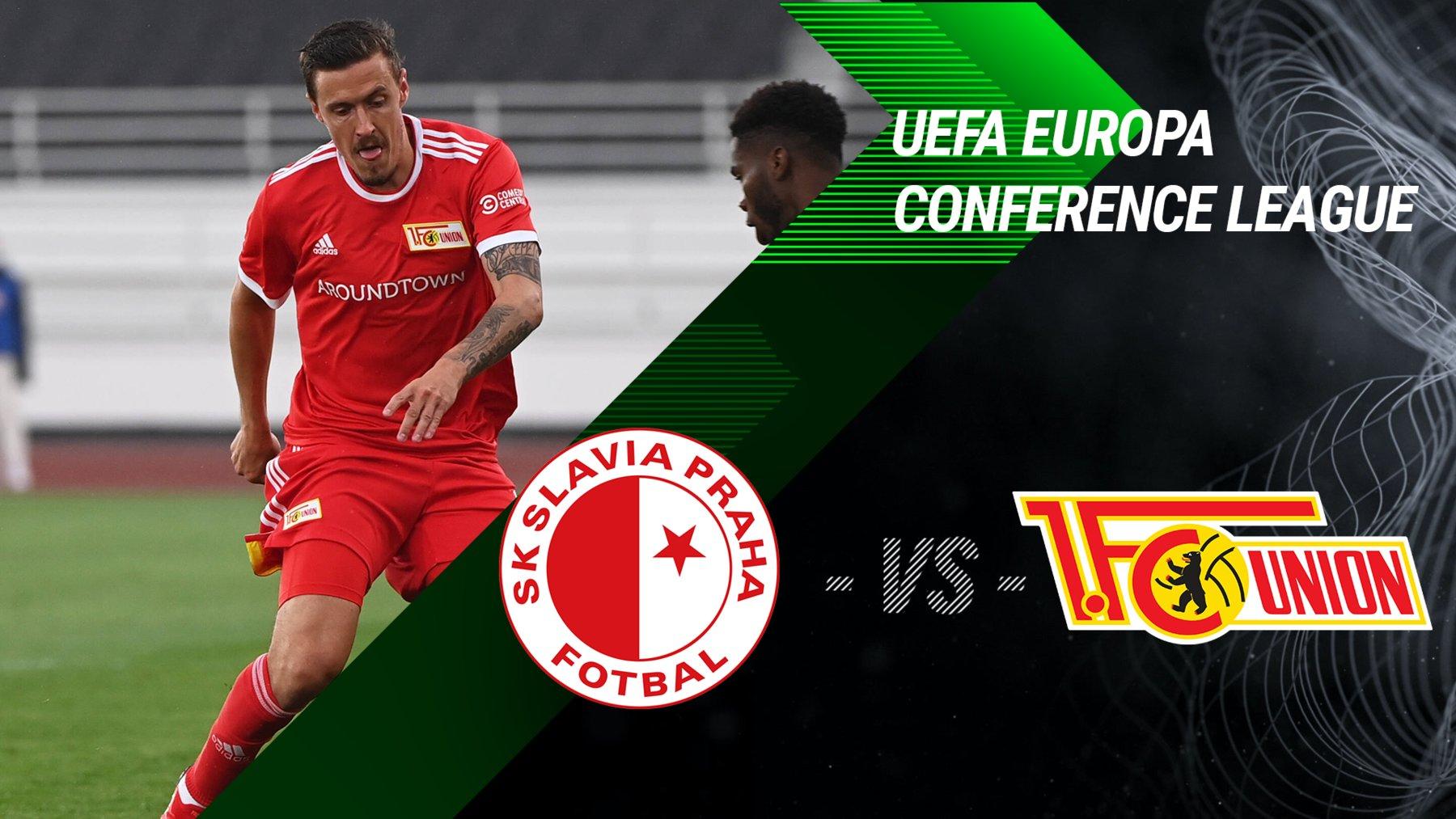 Slavia Prag vs. 1. FC Union Berlin