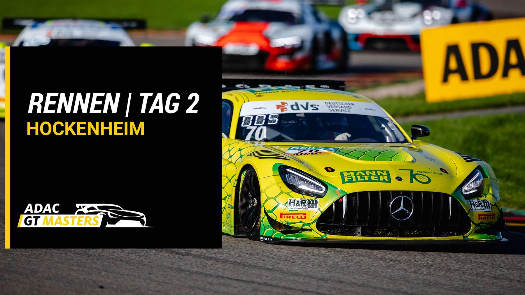 GT Masters - Rennen 2