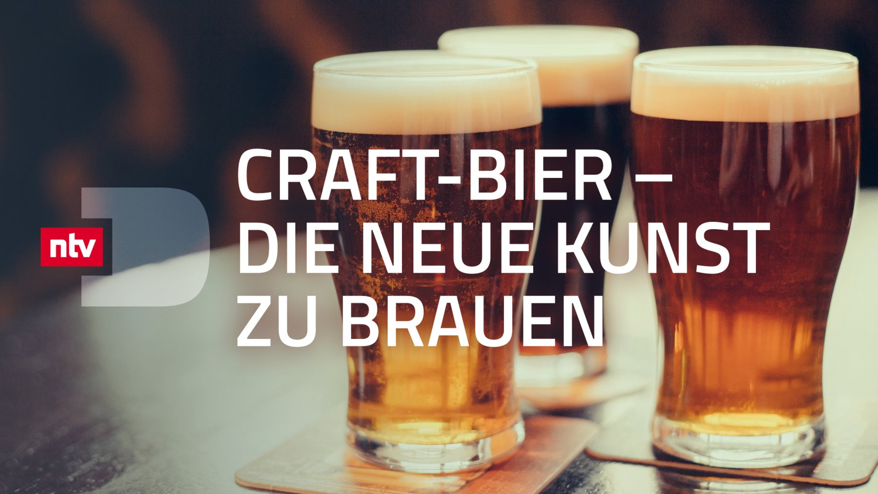 Craft-Bier - Die neue Kunst zu brauen