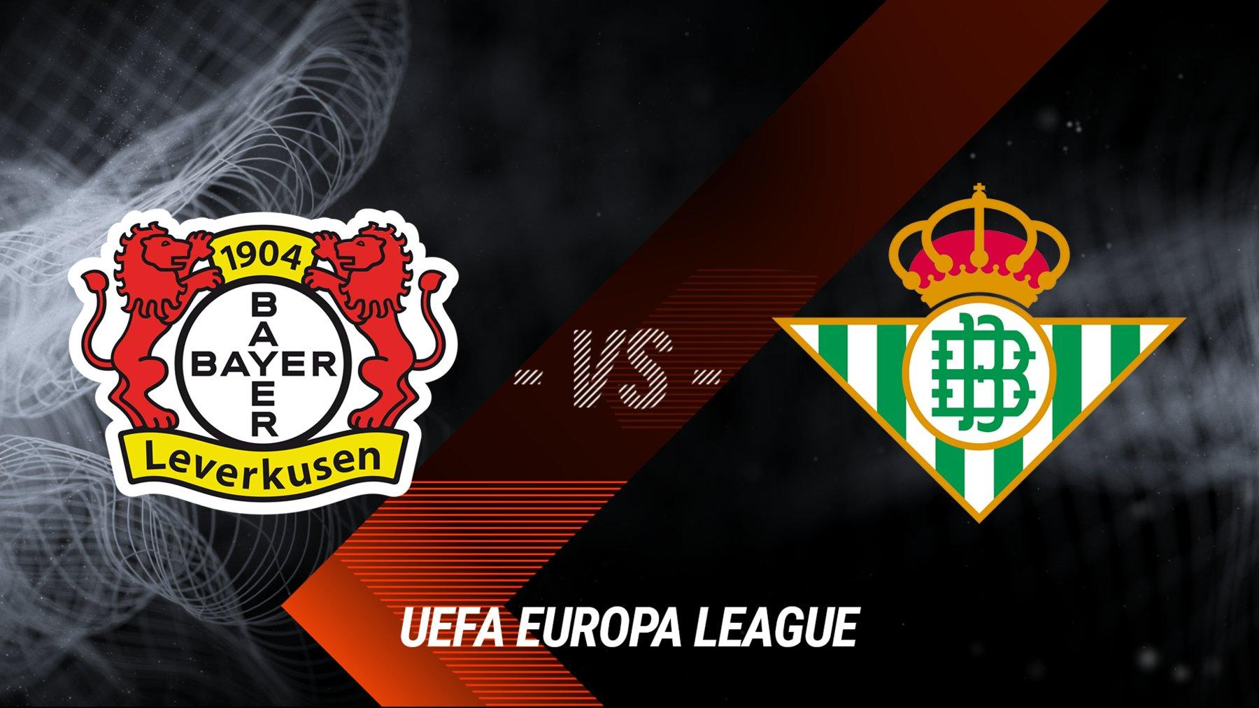 Bayer 04 Leverkusen vs. Betis Sevilla