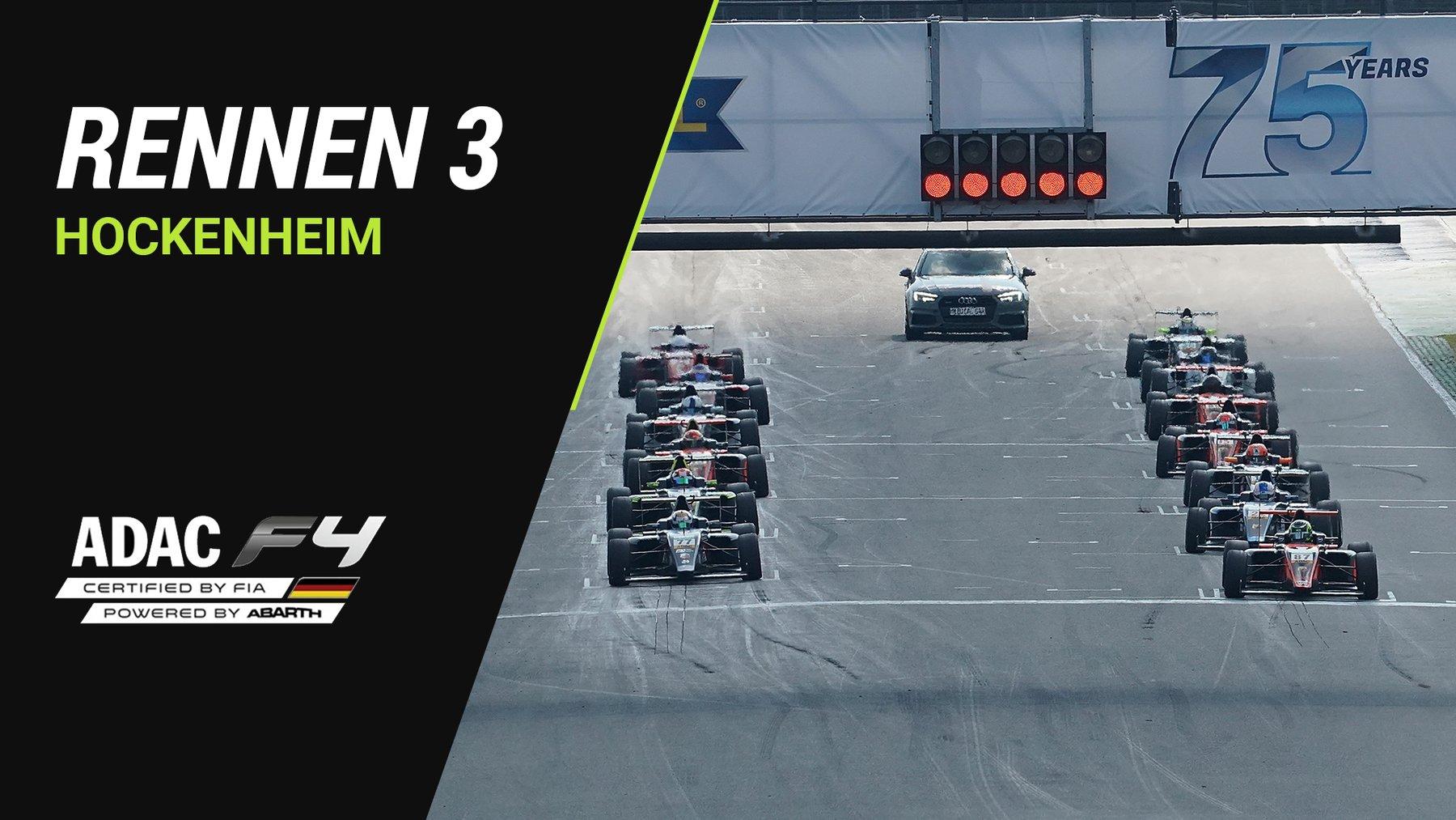 Formel 4 - Rennen 3