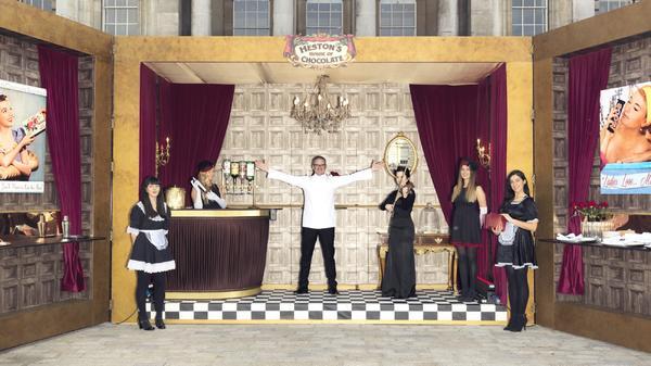 Hestons Kulinarische Zeitreise