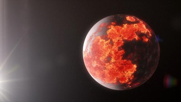 Ausbruch im All - Die Weltraum-Vulkane