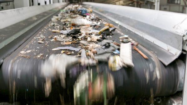 Das Geschäft mit dem Recycling