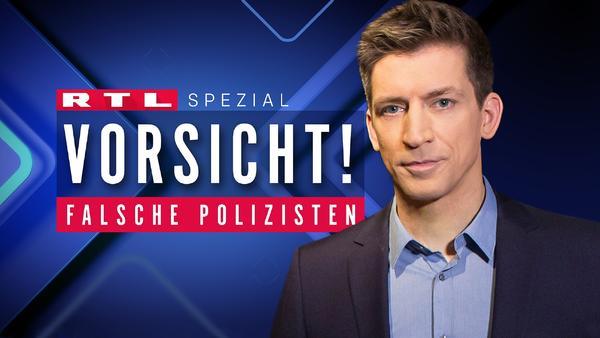 RTL Spezial: Vorsicht - Falsche Polizisten!