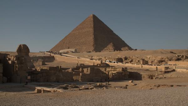 Könnten wir das heute? - Die Pyramiden von Gizeh