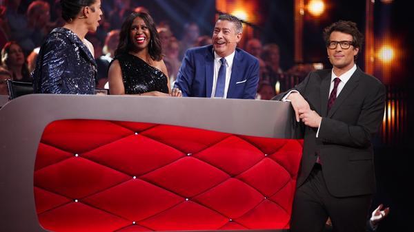 Let's Dance - Wer tanzt mit wem? Die große Kennenlern-Show