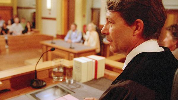 Das Strafgericht