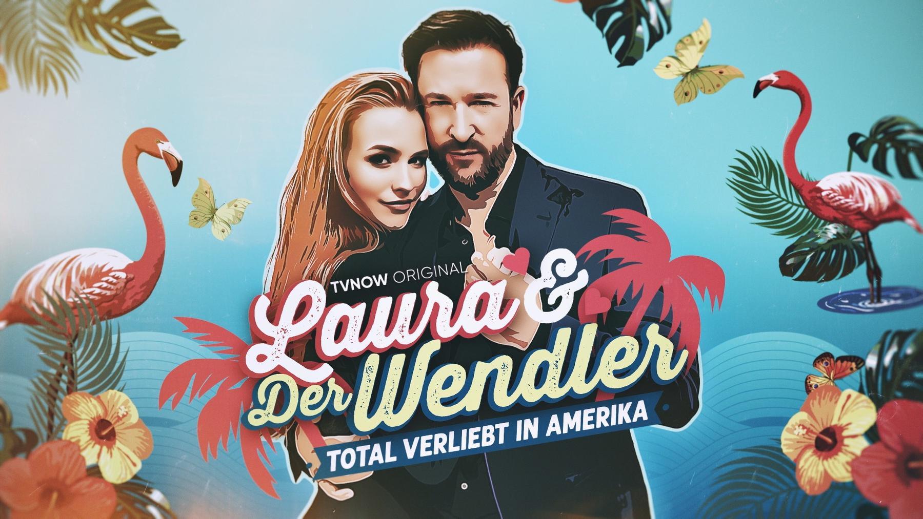 Laura & Der Wendler - Total verliebt in Amerika