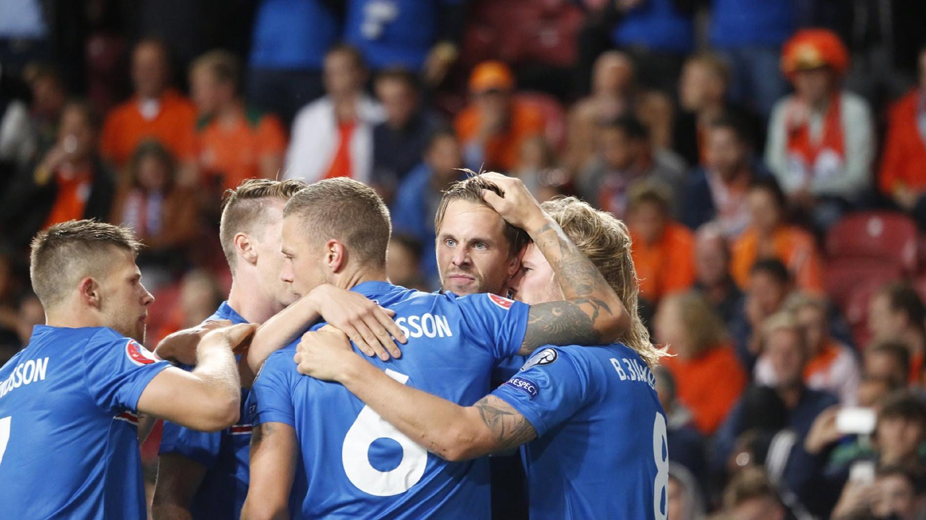 Wie ein Vulkan - Der Aufstieg des isländischen Fußballs
